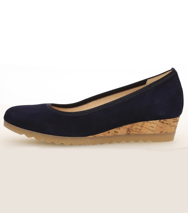Epworth Wedge Shoe