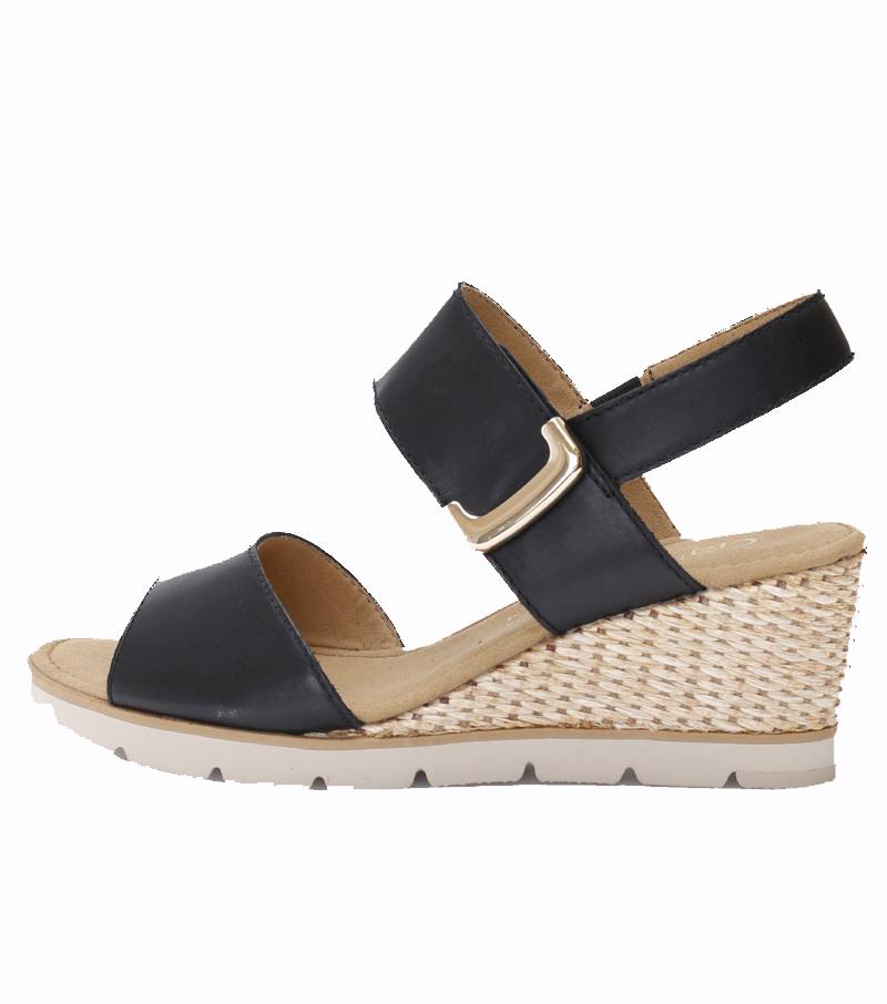 Porter Wedge Sandal