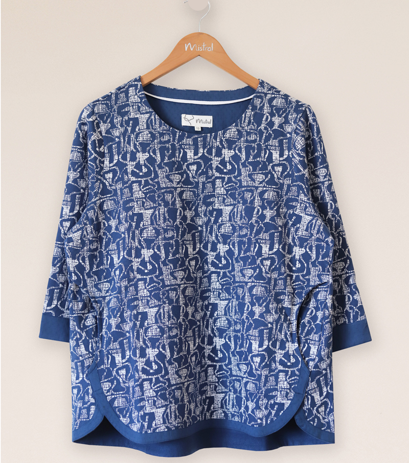 Toki Sweatshirt Top