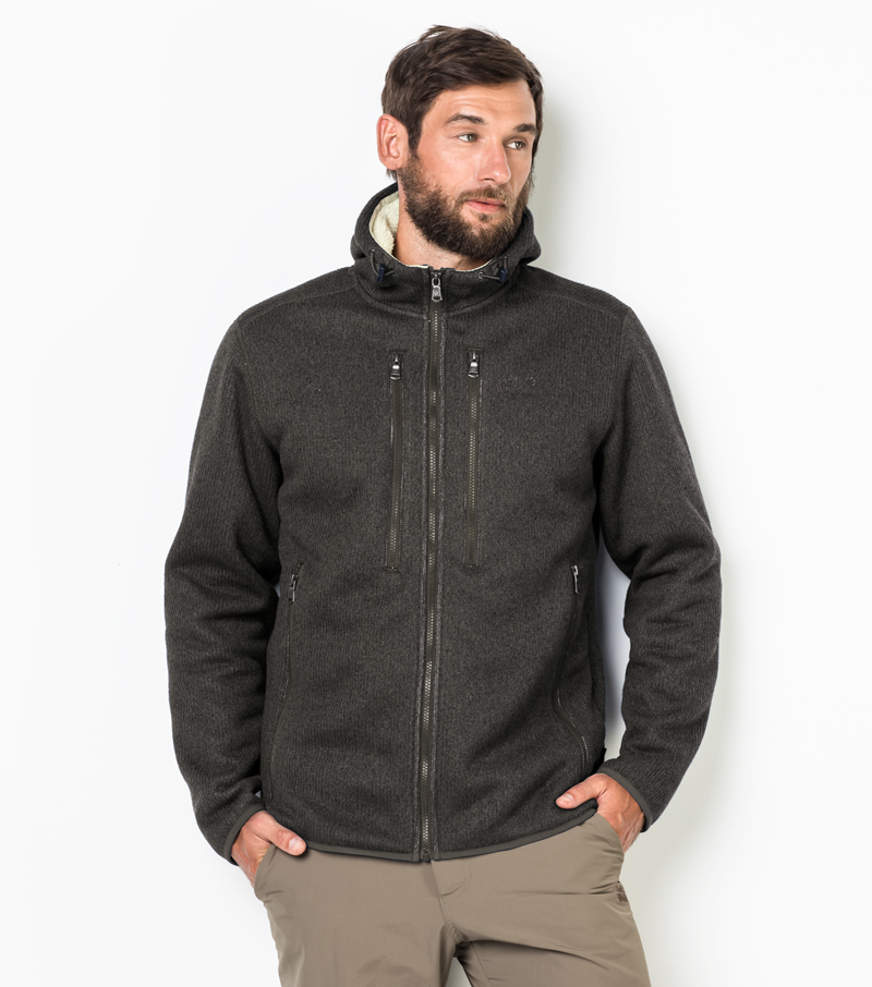53f63306f6 Robson Jacket by Jack Wolfskin | Fleeces from Fife Country