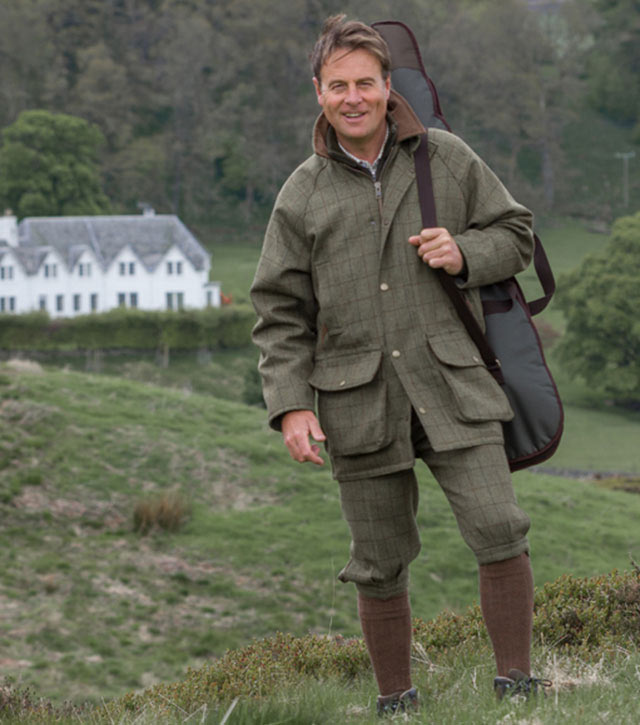 Skibo Tweed Breeks Tweeds And Breeks From Fife Country