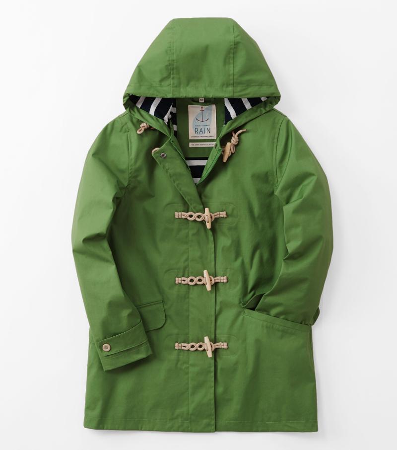 Long Seafolly Jacket