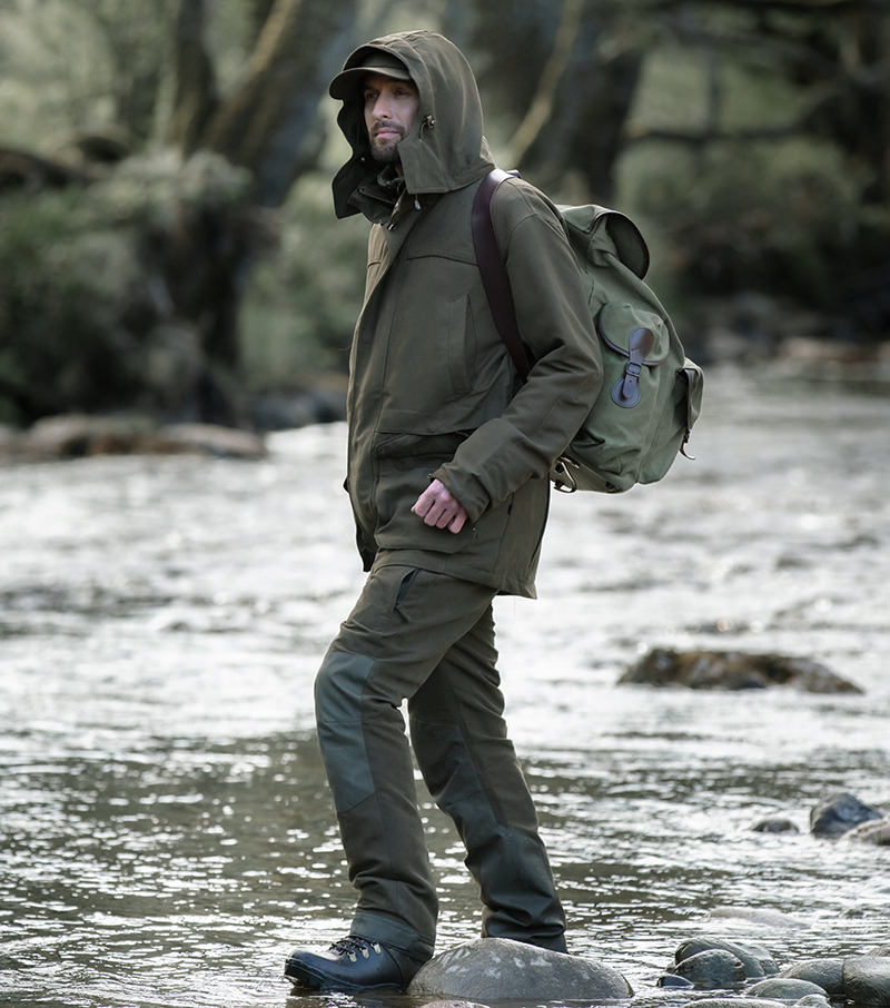 0689b3b7d3902 Kincraig Waterproof Jacket by Hoggs of Fife | Shooting Jackets and Outfits  from Fife Country