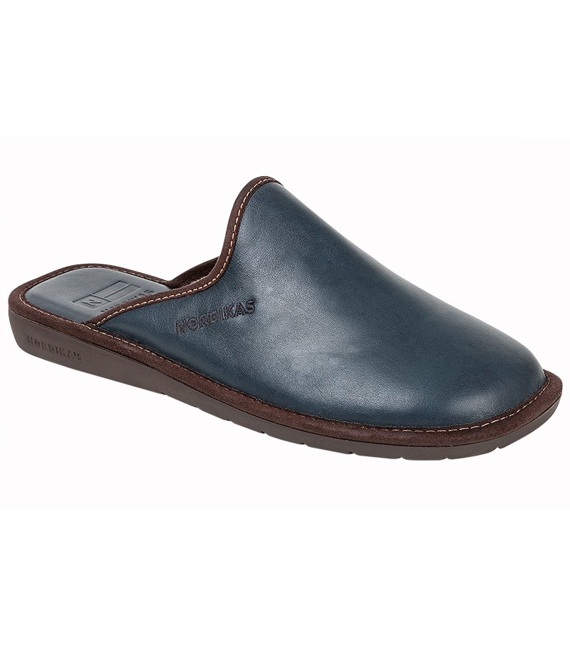 Norwood Leather Mule