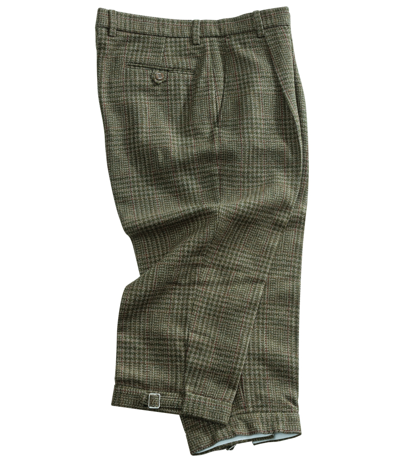 Invergarry Tweed Breeks