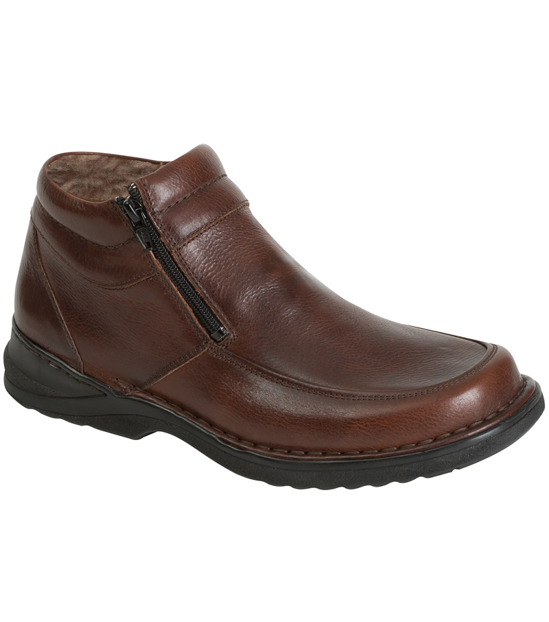Tain Twin Zip Boot