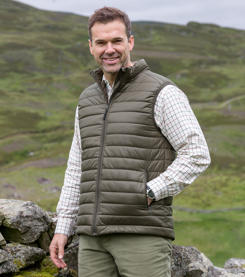 Craigmore Quilted Gilet