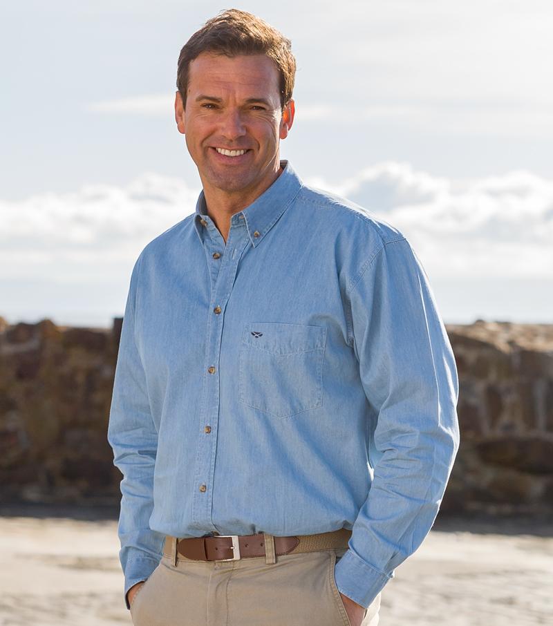 Archerfield Denim Shirt