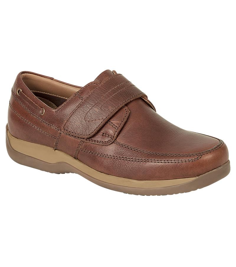 Kintyre Easy Fasten Shoe
