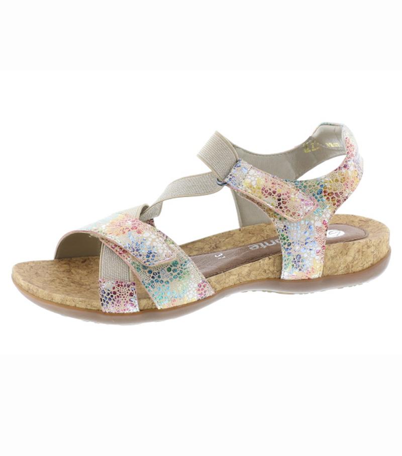 Velcro Strap Sandal