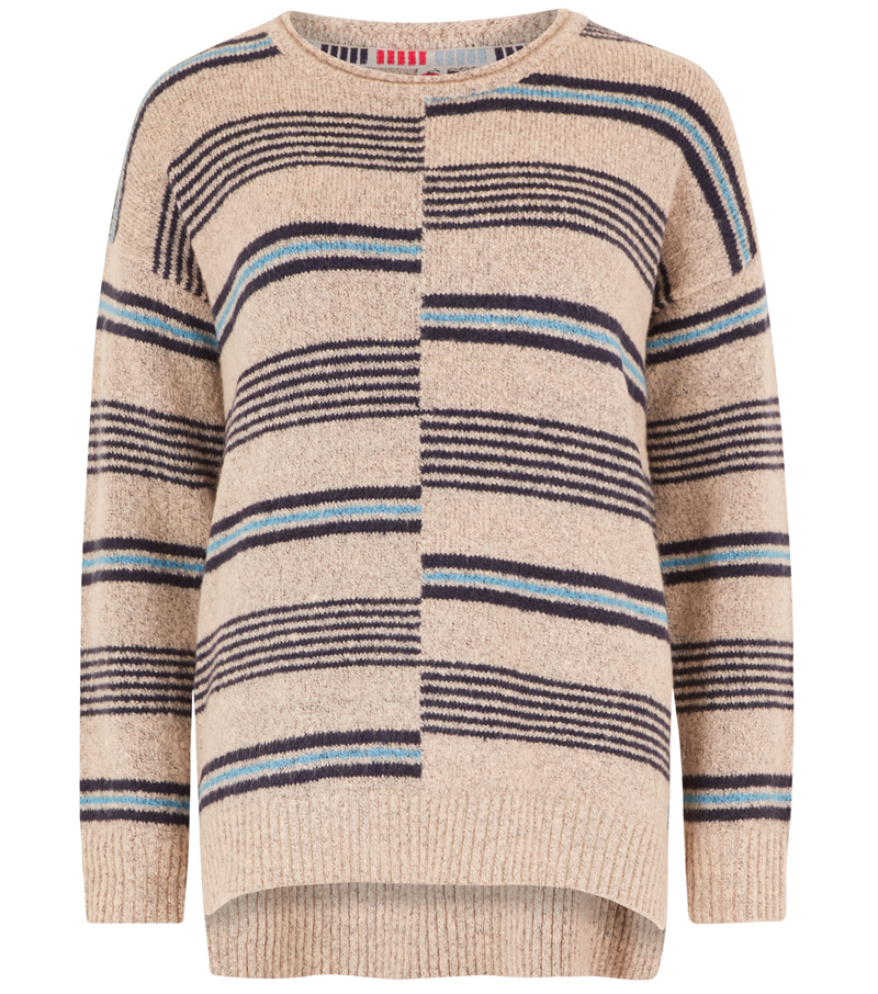 Niko Stripe Jumper