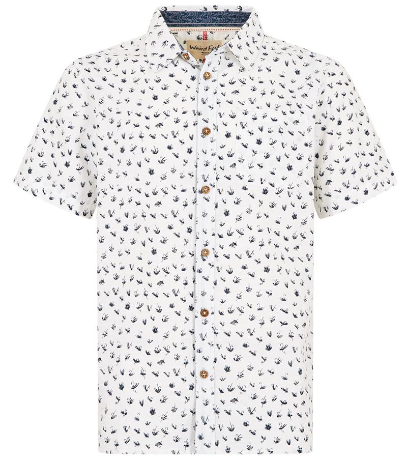 Milbay Print Shirt