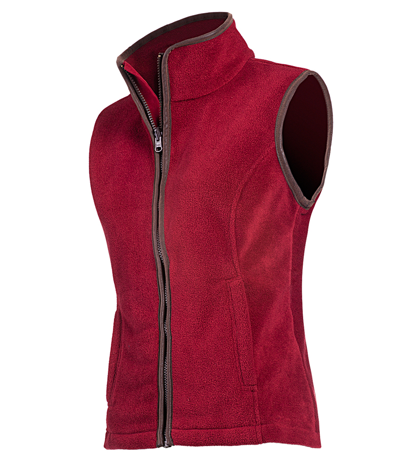 Sally Fleece Gilet