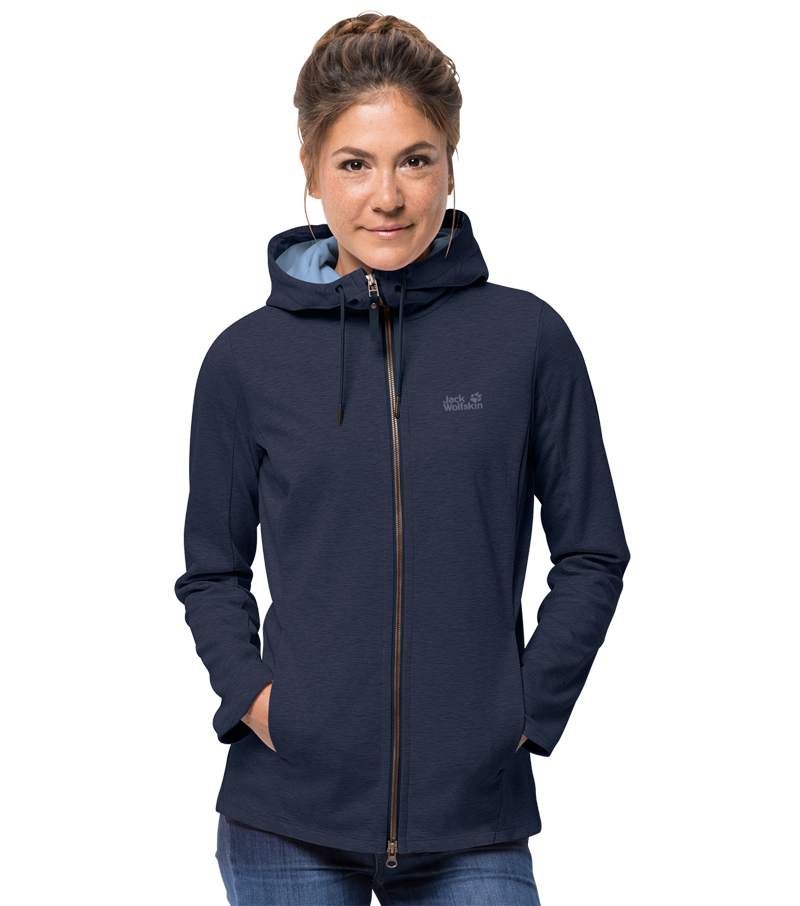 Riverland Hooded Jacket