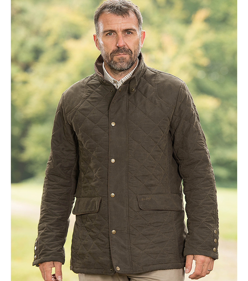Hatfield Quilted Jacket