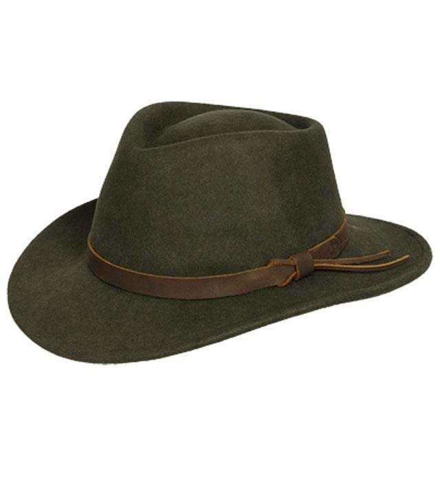 Perth Felt Hat