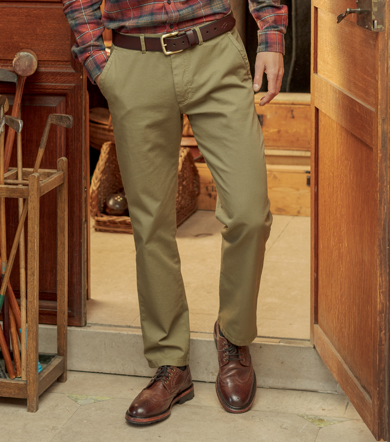 Hawick Canvas Trouser