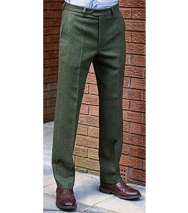 Jura Tweed Trouser Tweeds From Fife Country