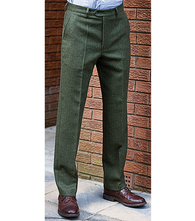 Jura Tweed Trouser