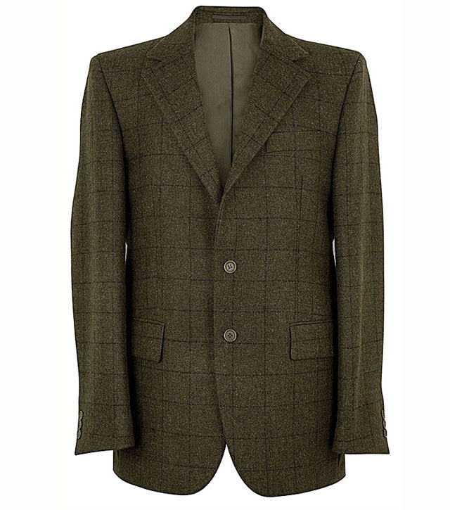 Jura Tweed Jacket