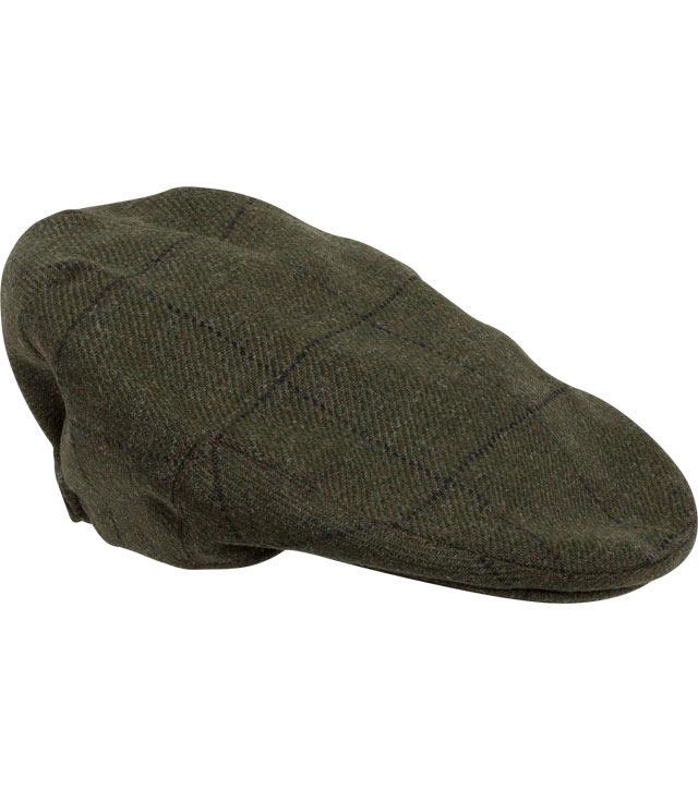 Jura Tweed Cap