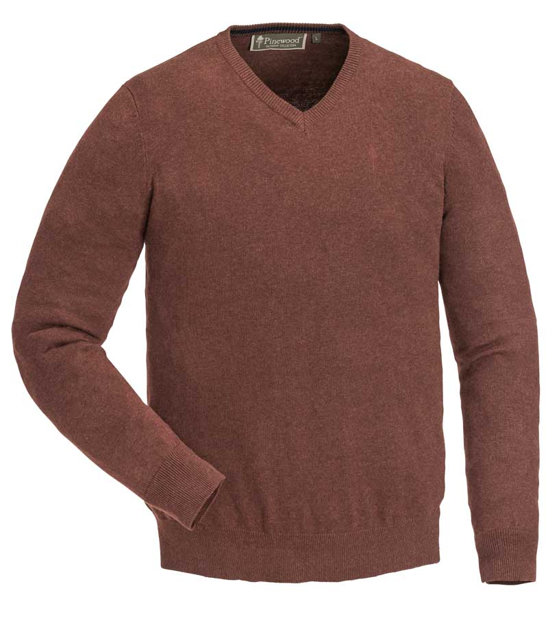 Finveden V Neck Sweater