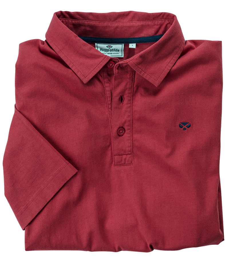Crail Supersoft Cotton Polo Shirt