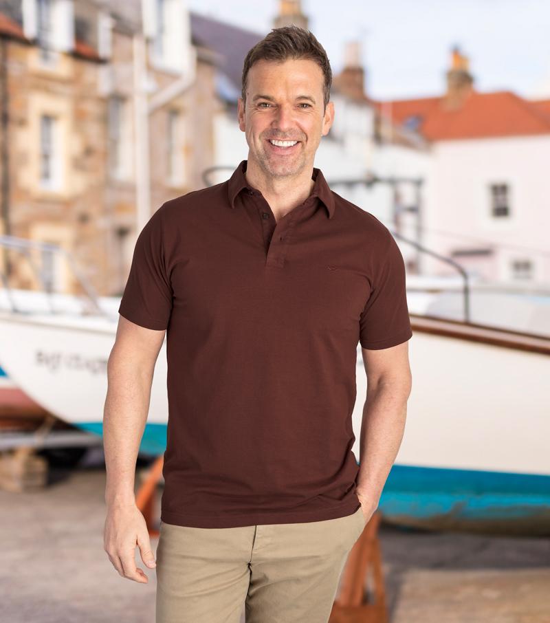 Crail Polo Shirt