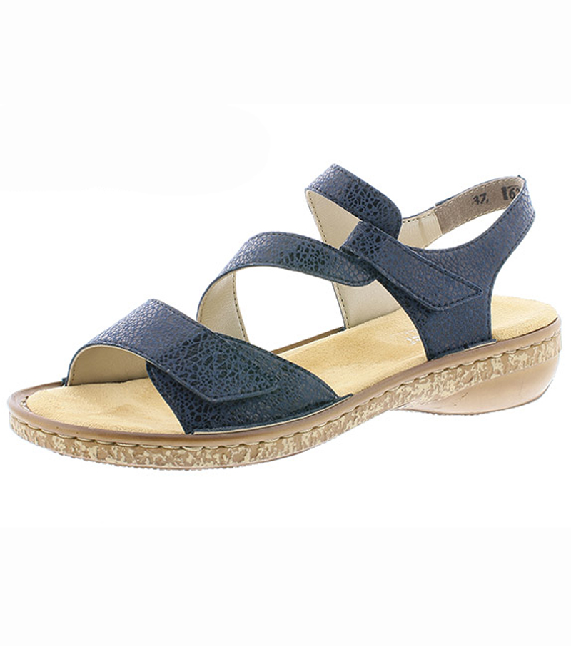 Linked Strap Day Sandal