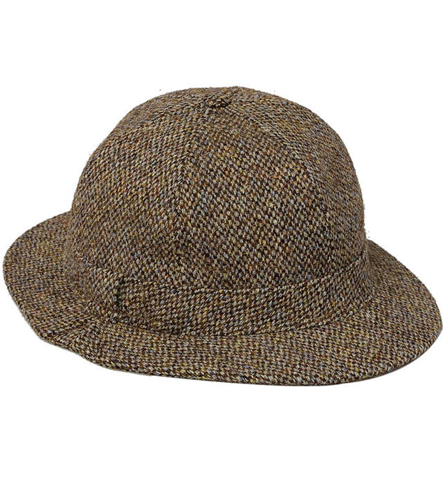 d629b8b0a50 Harris Tweed Deerstalker by Harris Tweed