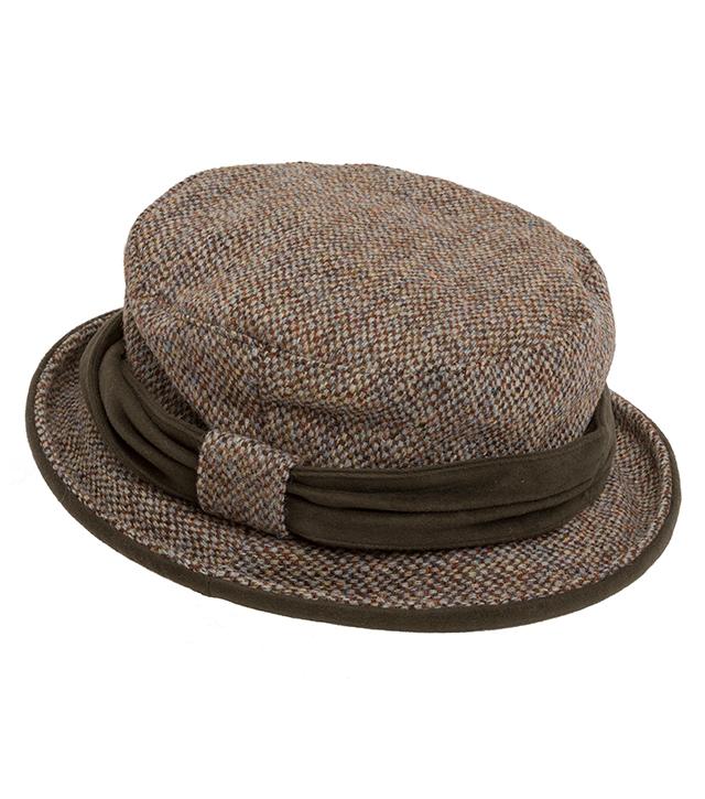 Harris Tweed Hat