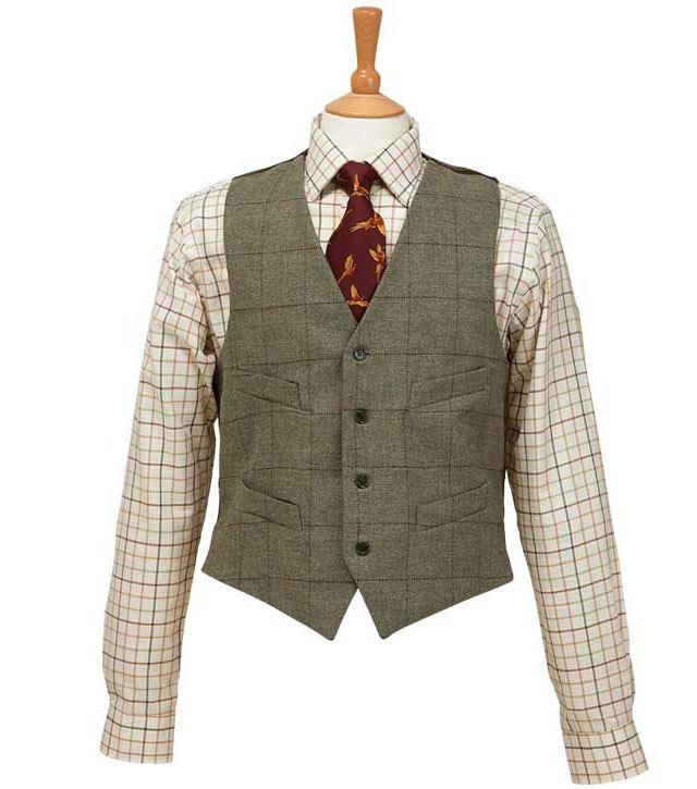 Islay Tweed Waiscoat