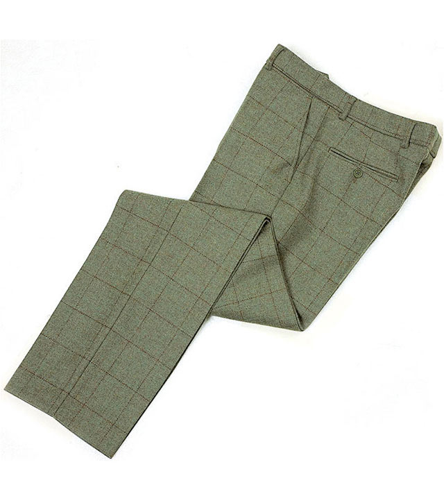 Islay Tweed Trousers