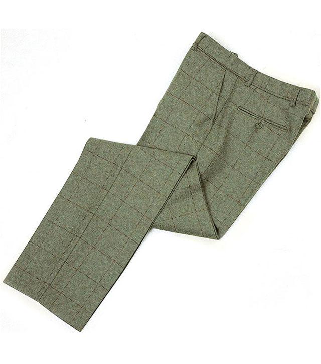 Islay Tweed Trousers