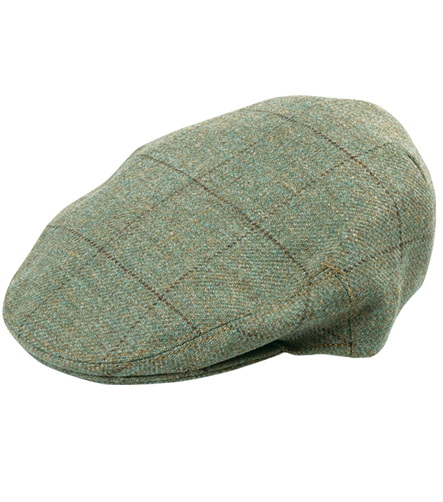 Islay Tweed Cap