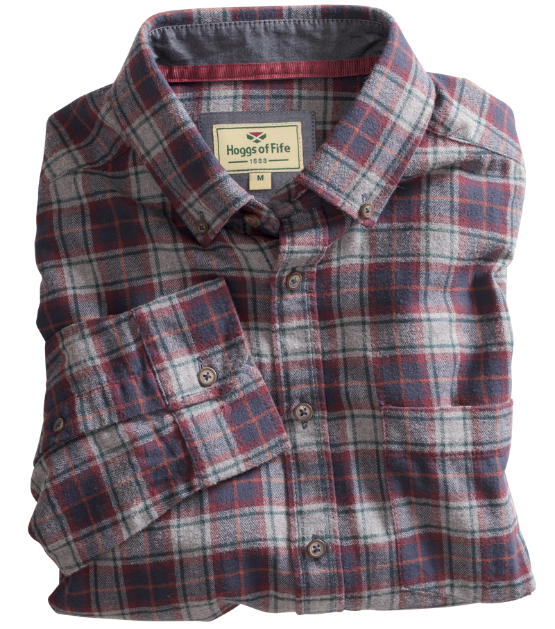 Moray Check Shirt