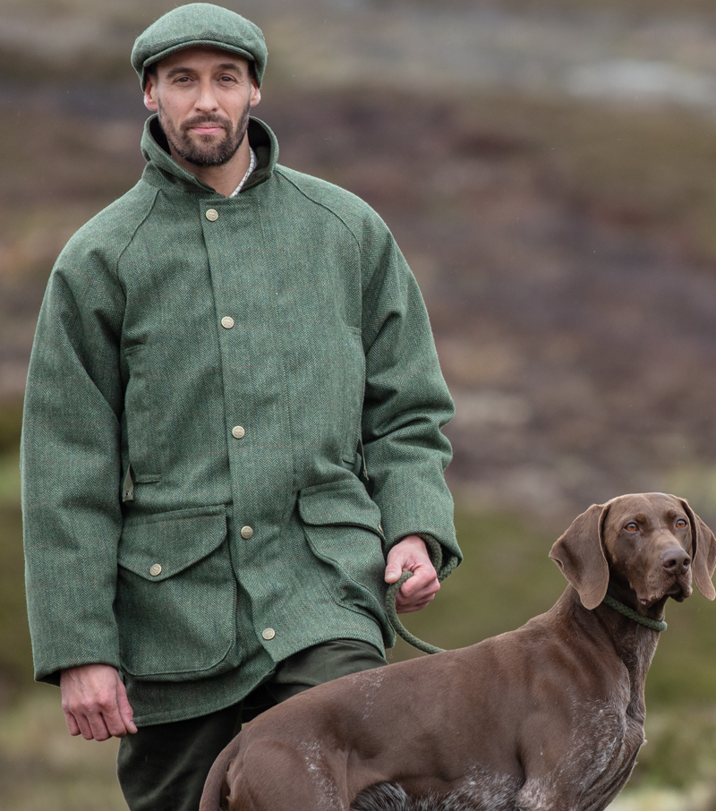 Helmsdale Tweed Jacket