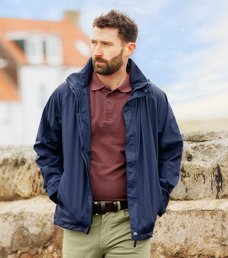Cheviot Waterproof Jacket