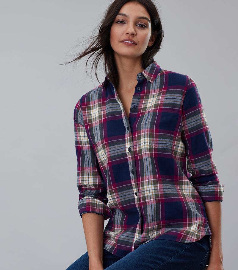 Lorena Check Shirt