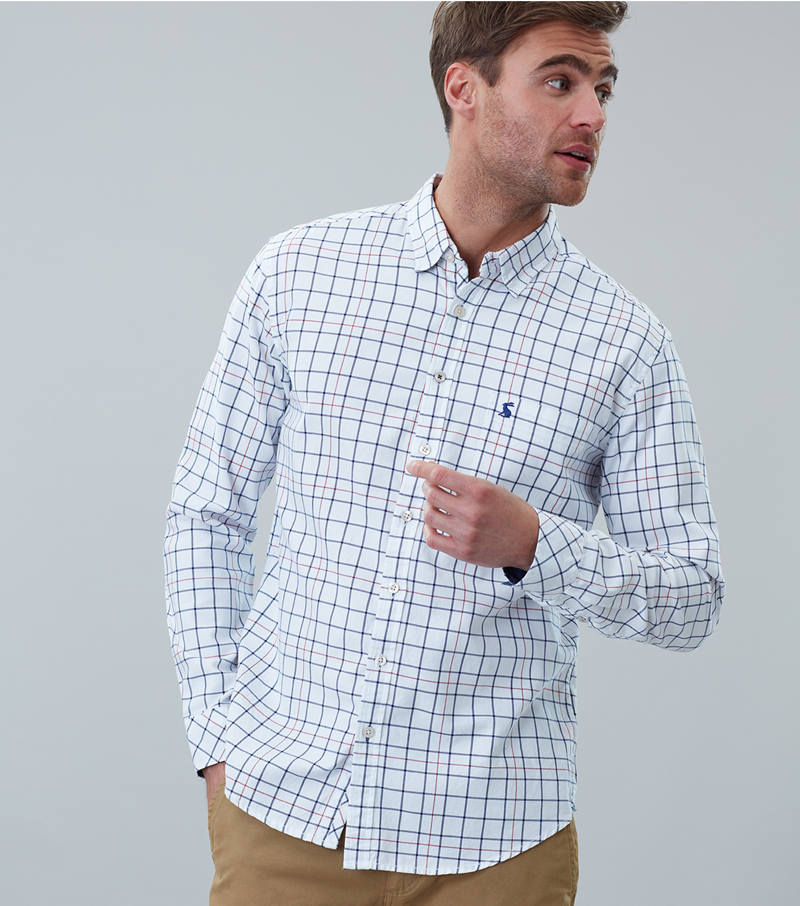 Welford Multi Check Shirt