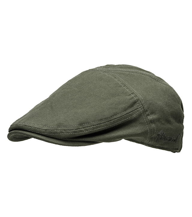 Sixpence Canvas Cap by Pinewood | Hats from Fife Country