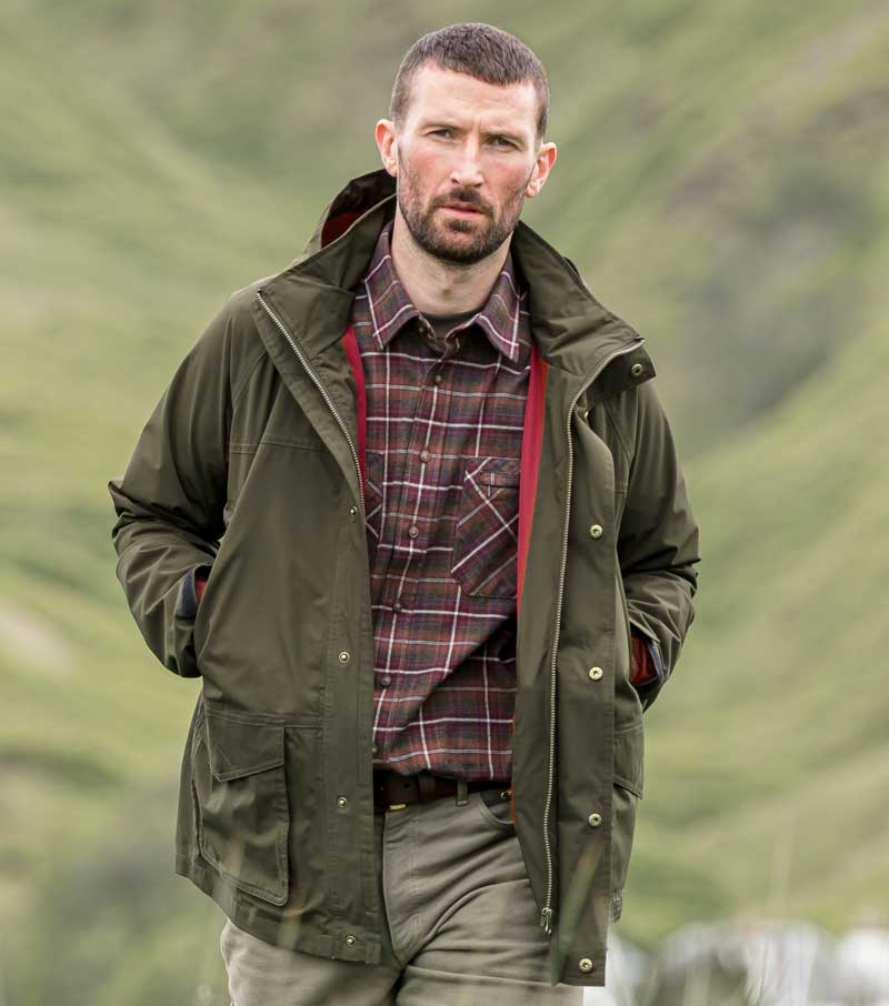 Culloden Waterproof Field Jacket