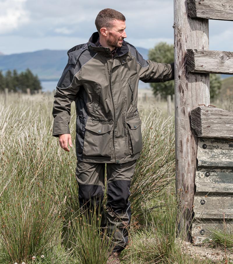 FieldTech Waterproof Jacket