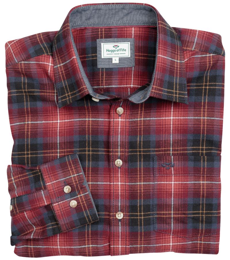Pitmedden Flannel Shirt