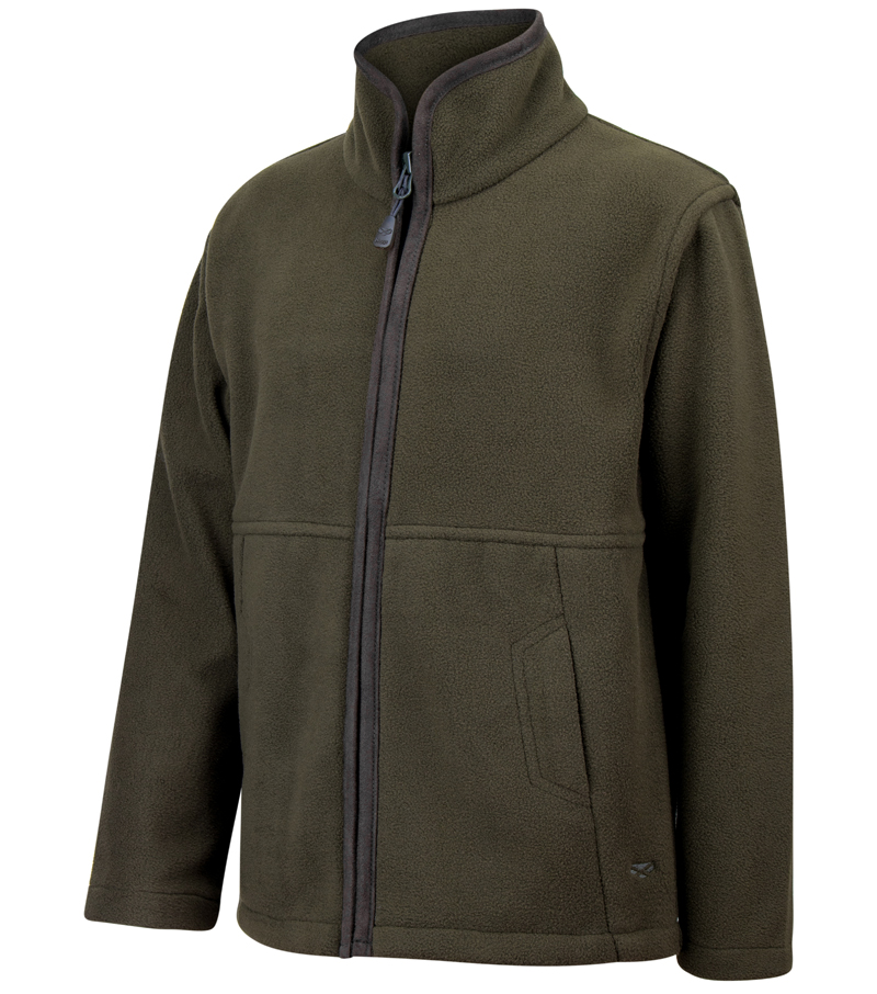 Junior Woodhall Fleece Jacket