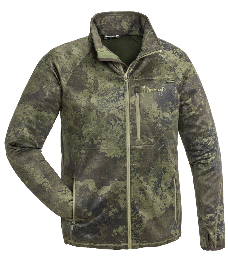Frazer Camouflage Top