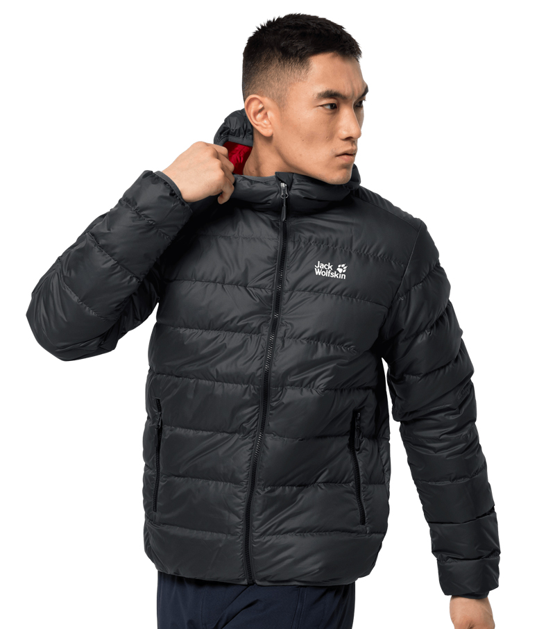 Helium Gents Jacket
