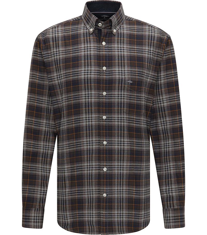 Premium Check Shirt