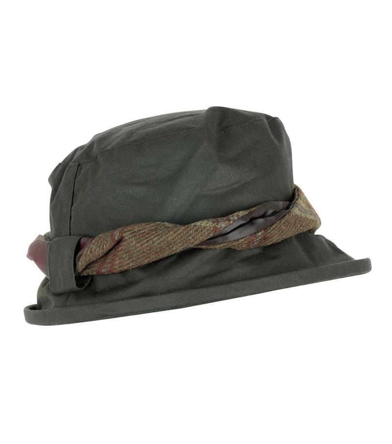 Musselburgh Wax Hat