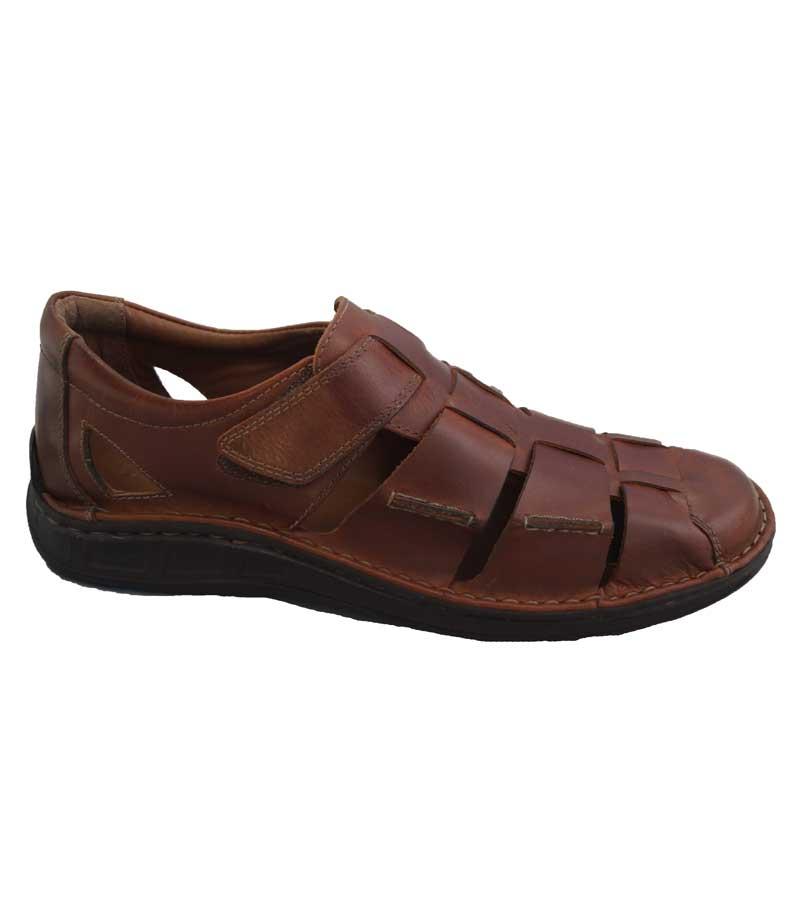 Crinan Leather Sandal
